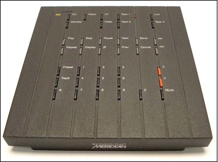 Meridian CD 206 ( TDA1541 ) CD Player 209%5B3718%5D